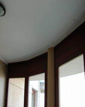 3-sínes bástyaíves alu karnis oldalfali konzolos rögzítéssel (TPS)