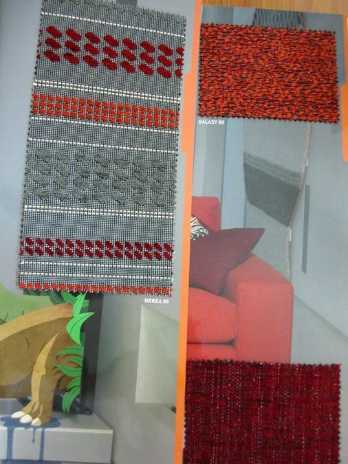 Amara 06 Nerea szennytaszító bútorszövet