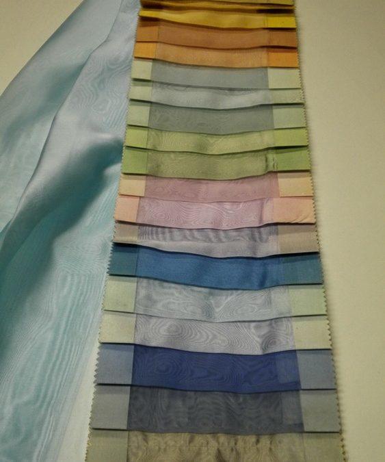 BIRCAN voile, egyszínű függöny