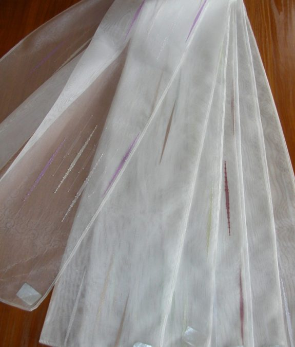 RM 10023 organza függöny
