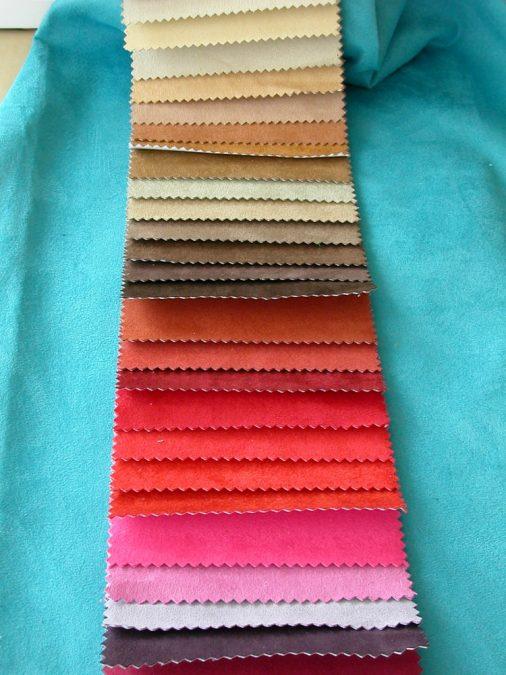 FACILE Velúrbőr hatású textilbőr