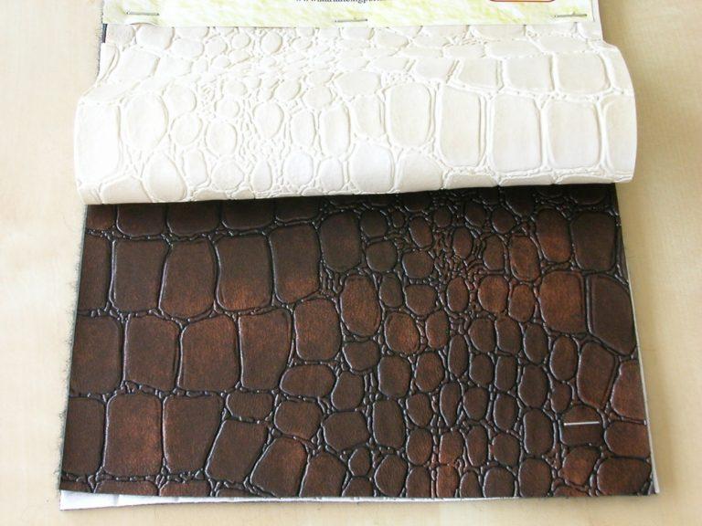 DILKO krokodilbőr mintás műbőr