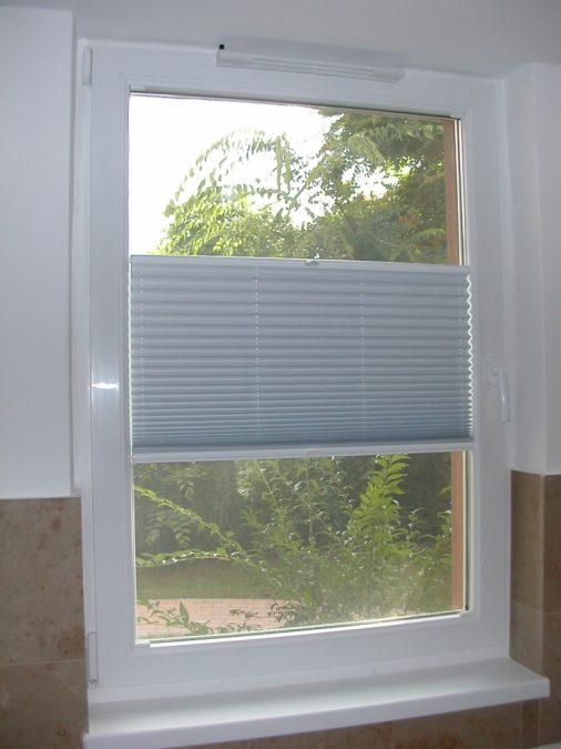 VS–2 Feszített pliszé függöny