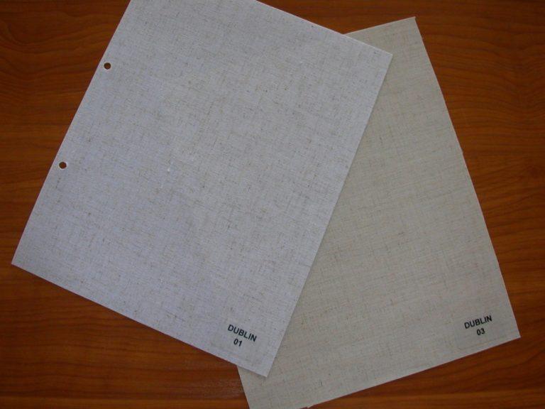 DUBLIN Roletta textil