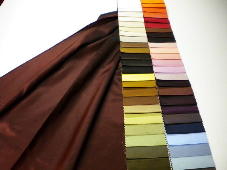 TAFT MIRAGE egyszínű taft sötétítő függöny