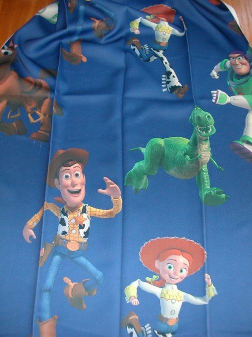 GARDENIA Disney Black out sötétítő függöny