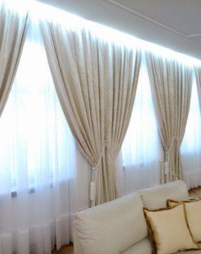 Klasszikus függönyök  Függönymester