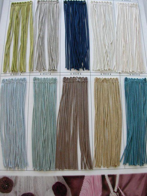 EVCE 10276. spagetti 15 cm hosszú rojt