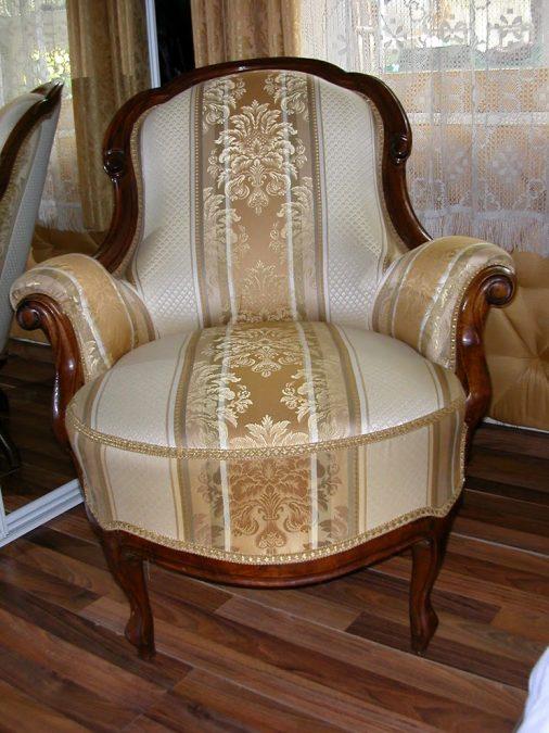 barokk szék fotel debrecen